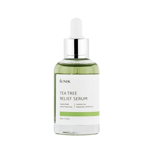 iUNIK Tea Tree Relief Serum 50ml