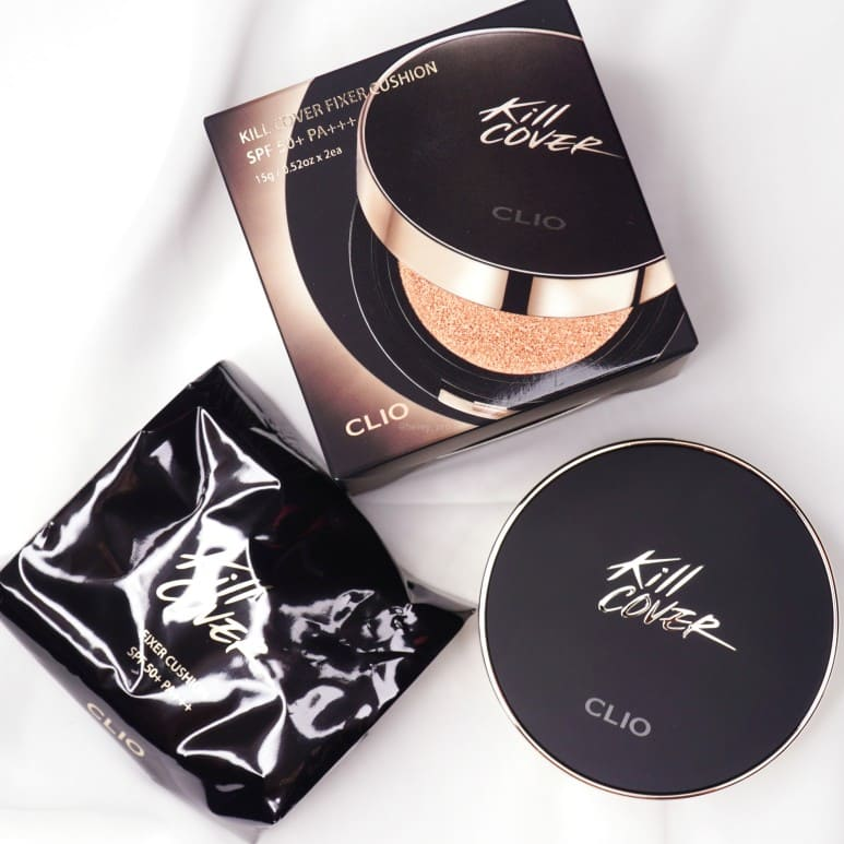 CLIO_KILL_COVER_FIXER_CUSHION_SPECIAL_SET_REVIEW