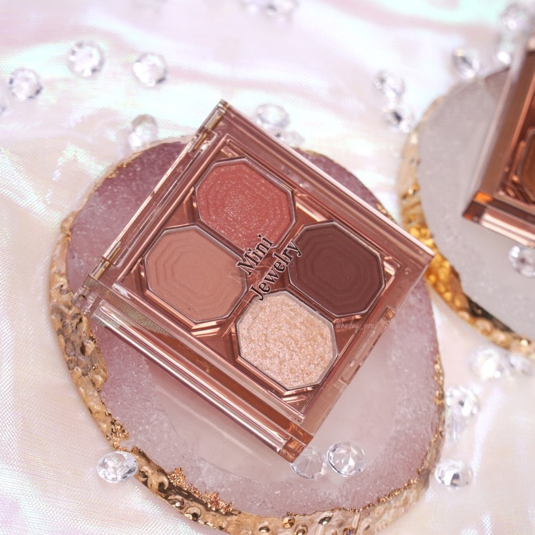 ETUDE HOUSE'S PLAY COLOR EYES MINI JEWELRY ALL COLORS REVIEW