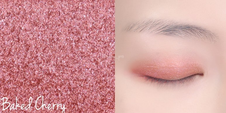 INNISFREE'S GLAM MOOD PALETTE HOLIDAY EDITION ALL COLOR EYE SWATCH REVIEW