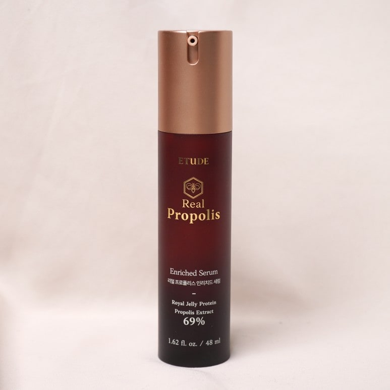 ETUDE HOUSE'S REAL PROPOLIS ENRICHED SERUM REVIEW