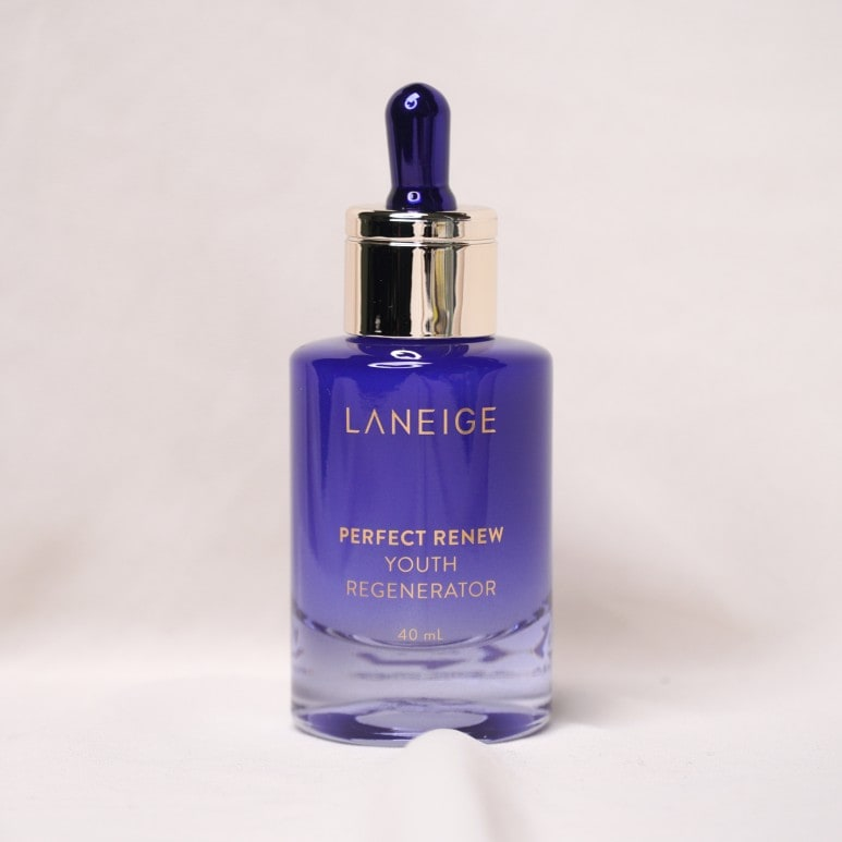 LANEIGE'S PERFECT RENEW YOUTH REGENERATOR REVIEW
