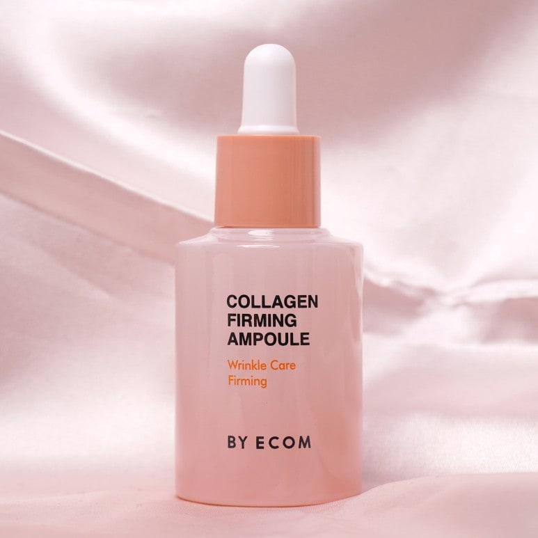 BY ECOM'S COLLAGEN FIRMING LINE 3 PRODUCTS REVIEW
