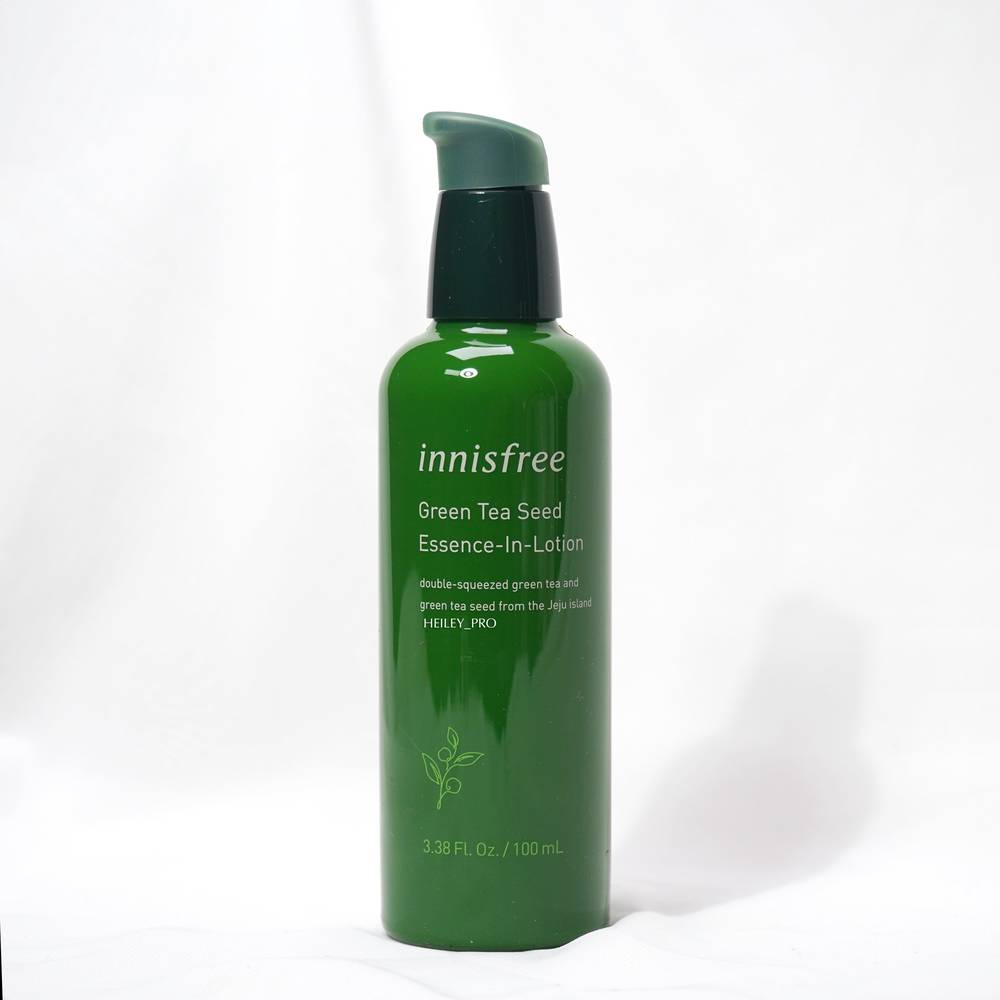 INNISFREE'S GREEN TEA SEED ESSENCE-IN-LOTION REVIEW