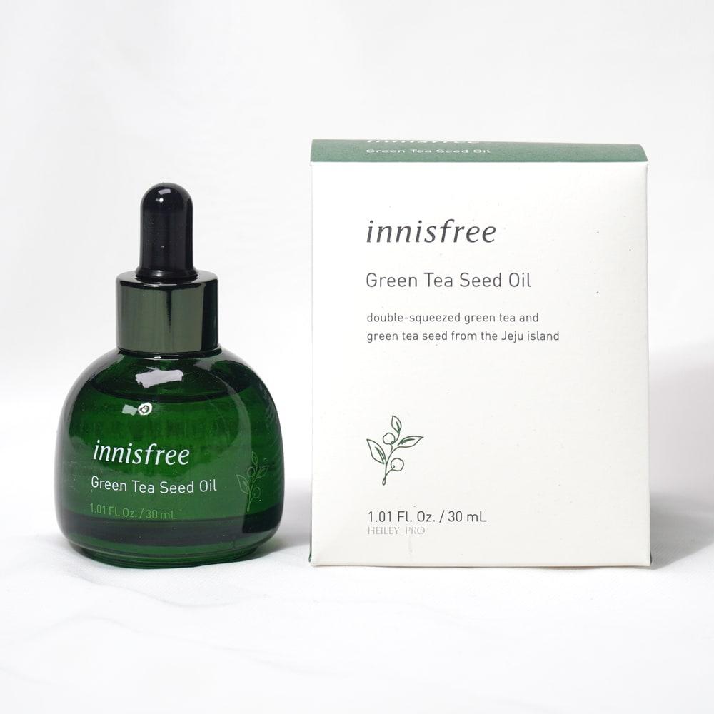 INNISFREE'S GREEN TEA SEED OIL