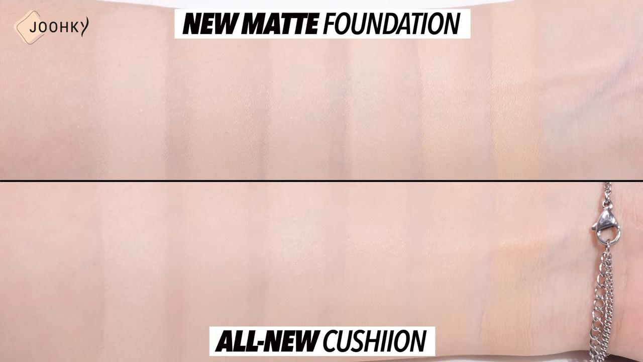 CLIO Kill Cover New Matte Foundation Review