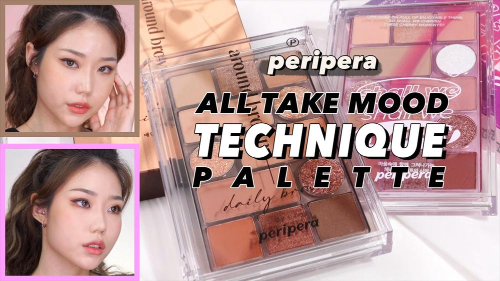 peripera All Take Mood Palette Review