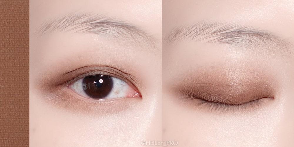 Clio's Pro Eye Palette Mini Swatch Review